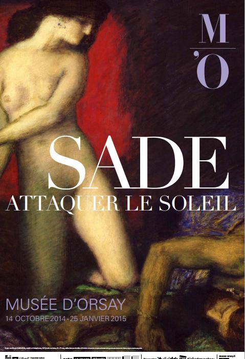 Orsay nous plonge dans le soleil ardent du mythe Sade