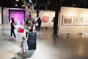 Pop Austin - L'art et les enfants