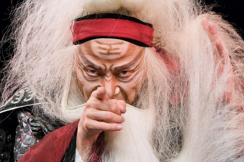 «Le roi Lear» par Wu Hsing-Kuo au théâtre du Soleil : une performance transcendante