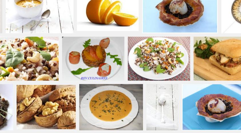 [La recette de Claude] Lentilles aux oranges et aux noix
