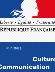 Logo ministere culture et communication  Marianne    Ministère de la Culture  France  tlc