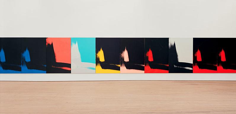 A l'ombre d'Andy Warhol