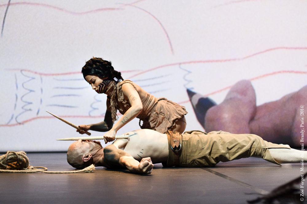 Gagnez 5×2 places pour le spectacle « Notes d'encre » au Musée du Quai Branly le 22 novembre