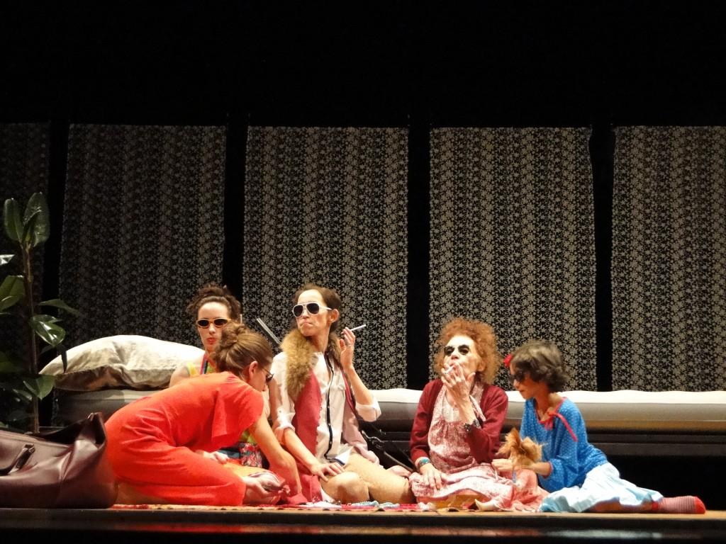 «Soeur je ne sais pas quoi frère», Philippe Dorin Tchekhovien au Théâtre Paris Villette