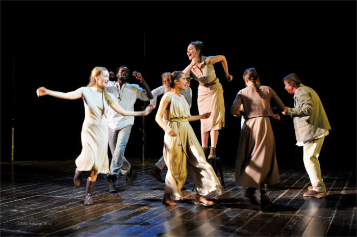 « On ne badine pas avec l'amour » au théâtre Le Lucernaire