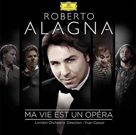 Gagnez 5 exemplaires de « Ma Vie est un Opéra », le dernier album de Roberto Alagna