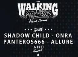 Gagnez 2×2 places pour le premier anniversaire de la Walking Machine au Yoyo le 7 novembre