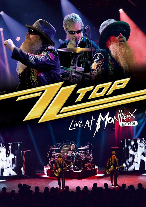 [Chronique] ZZ TOP « Live In Montreux 2013 »