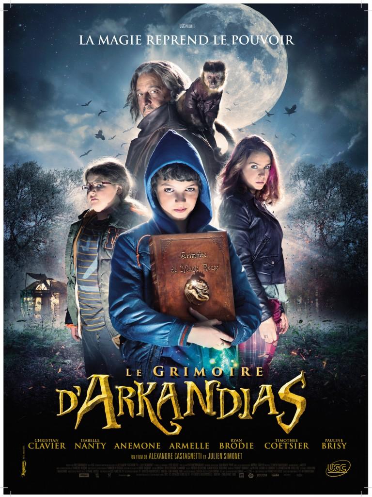 [Critique] « Le Grimoire d'Arkandias » Christian Clavier parfait dans un conte fantastique manquant de magie