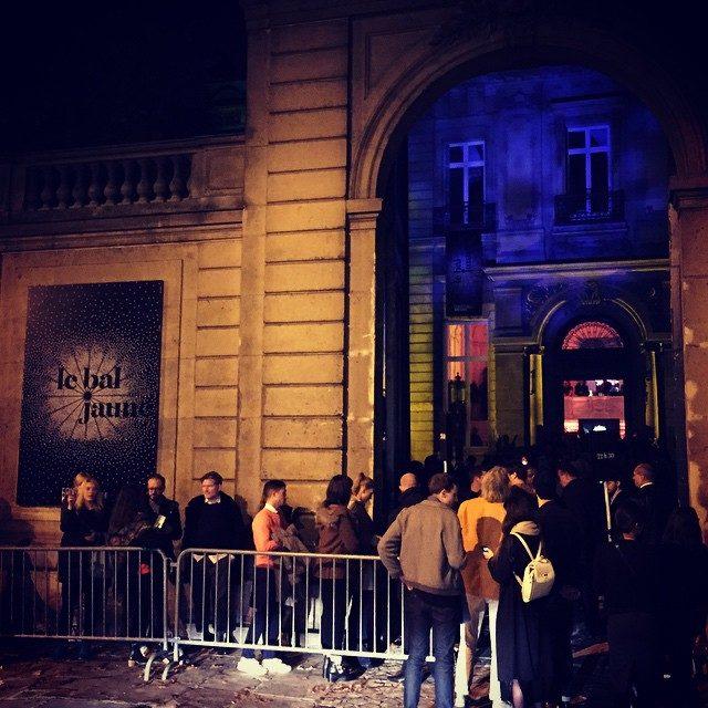 [Live-Report] Un bal jaune élégant à l'Hôtel de Rothschild