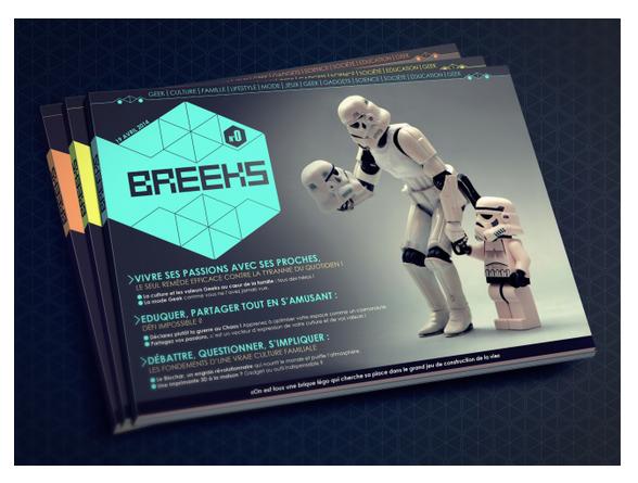 [Interview] Olivier Oltramare co-fondateur de la revue Breeks