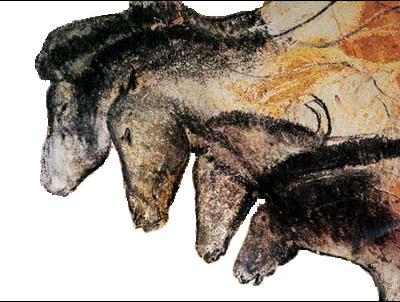 Découverte de peintures antérieures à la grotte Chauvet en Asie