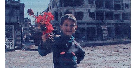 «Eau argentée» : la terreur et la mort en Syrie au prisme des réseaux sociaux