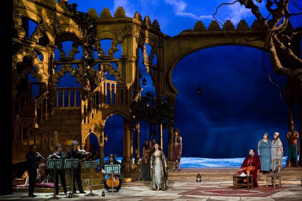Un enlèvement au sérail aux voix enlevées à l'Opéra Garnier