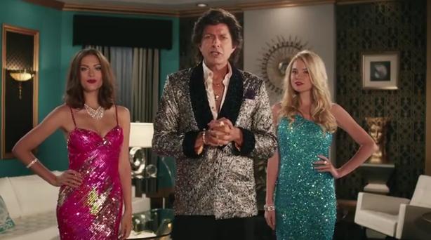 Jeff Goldblum, millionnaire et bien entouré