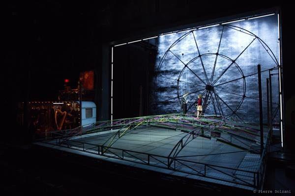 Un « Liliom » bohême et coloré au TGP repris au Théâtre de l'Odéon
