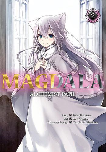 «Magdala Alchemist path Tome 2» : Trahison