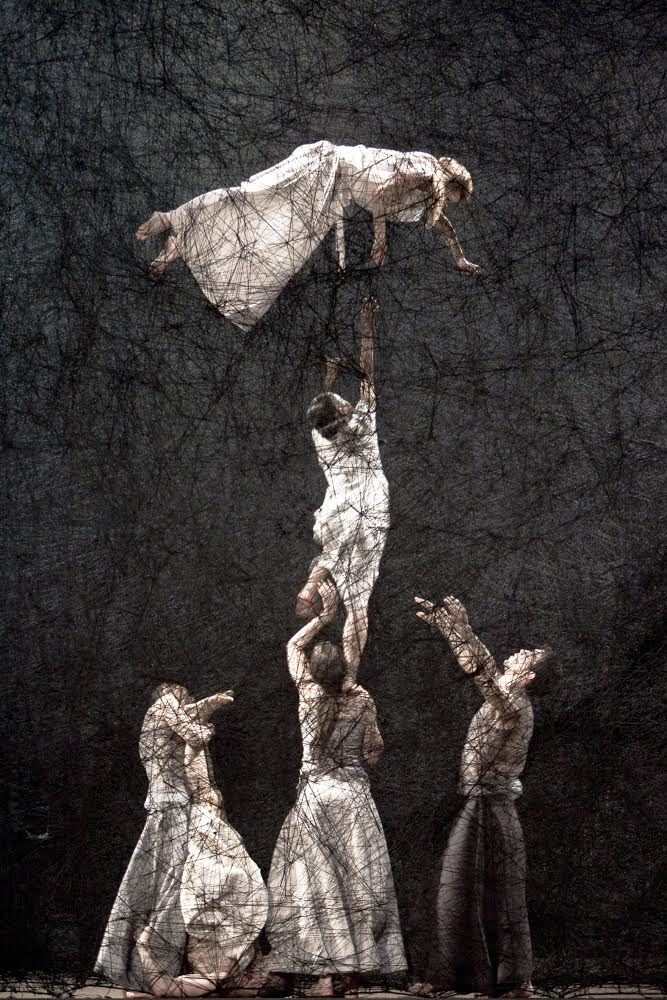 Matsukaze à l'Opéra de Lille, un conte japonais onirique orchestré par Sasha Waltz