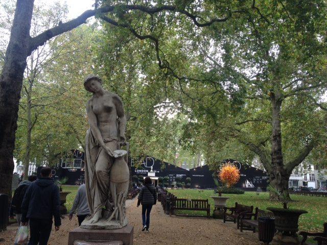 [Londres] Un petit tour par la Frieze et le PAD