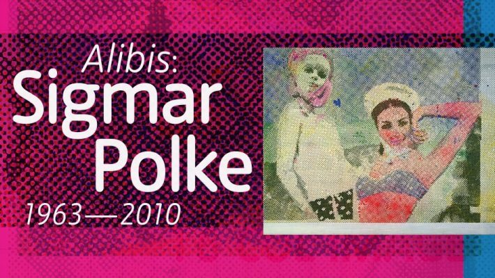 [Londres] Sigmar Polke, portrait d'un artiste en recherche à la Tate Modern