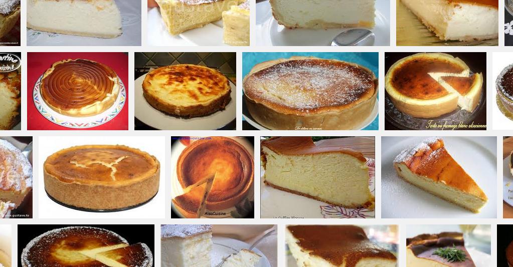 [La recette de Claude] Tarte au fromage blanc