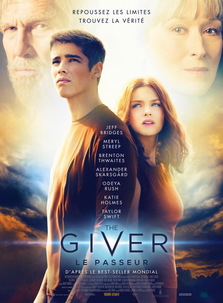 [Critique] « The Giver » belle proposition de SF pour ados. Divertissant et amenant la réflexion