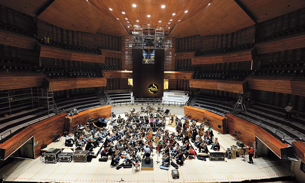 [Live Report]: Inauguration de l'auditorium de Radio France