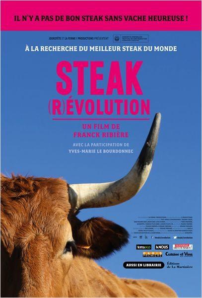 [Critique] « Steak (R)évolution », un voyage culinaire un peu long mais qui ne manque pas de mordant