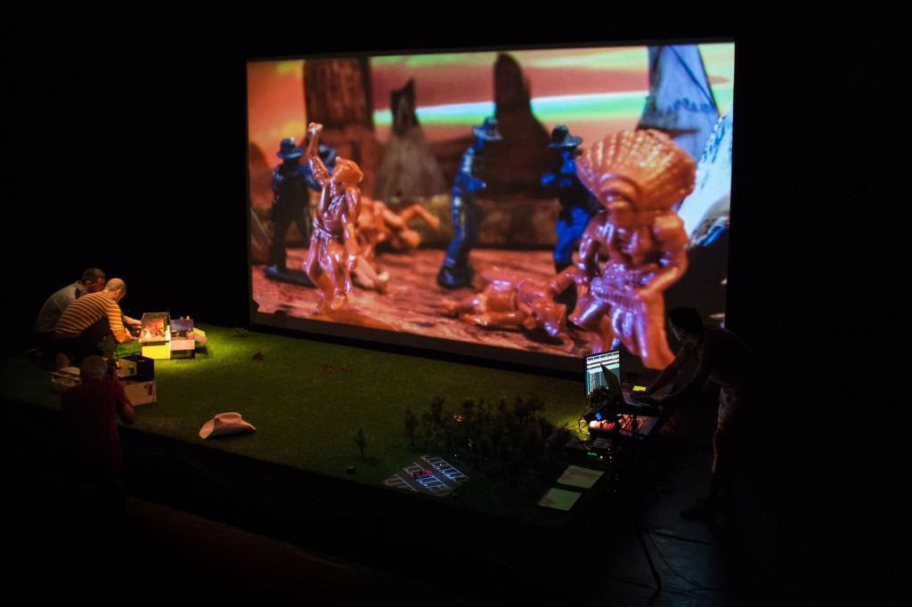 Avec « House in Asia », le festival NEXT invite un théâtre catalan fougueux et foisonnant