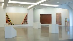 Salle d'abstraction américaine
