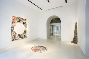 Vue d'une des salles de la galerie © Véronique Besnard