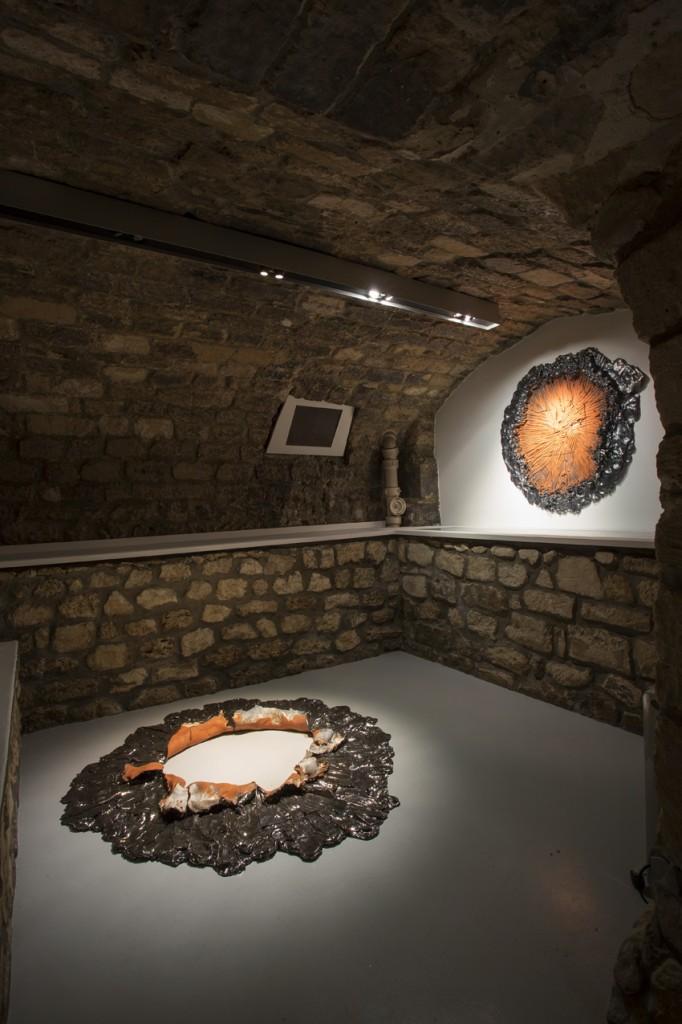 Brie Ruais à la galerie Lefebvre et Fils à Paris