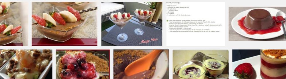[La recette de Claude] Crème anglaise chocolat-spéculos et brochettes de fruits