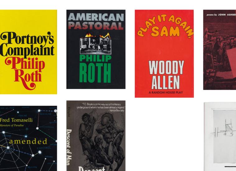 Paul Auster, Philip Roth, Patti Smith, trois des auteurs choisis par Christie's pour relire leurs oeuvres