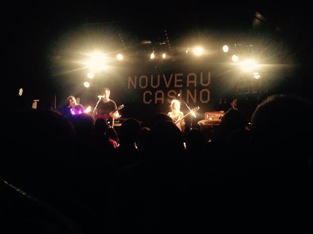 [Live report] Futur Of The Left au Nouveau Casino