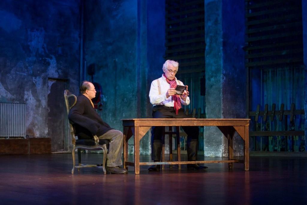 Weber, un Flaubert impressionnant au Théâtre de l'Atelier