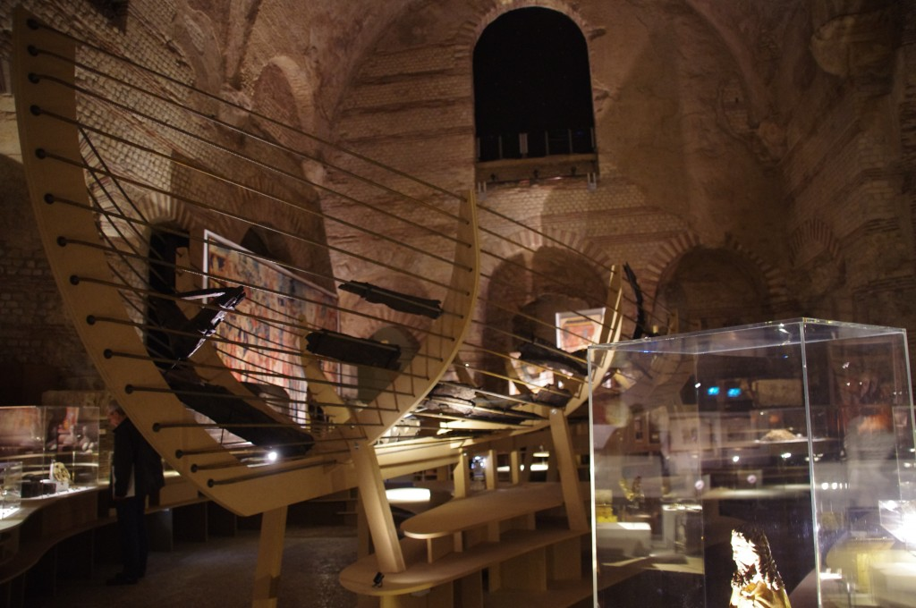 [expo] «Voyager au Moyen Âge» au musée de Cluny du 22 octobre 2014 au 23 février 2015