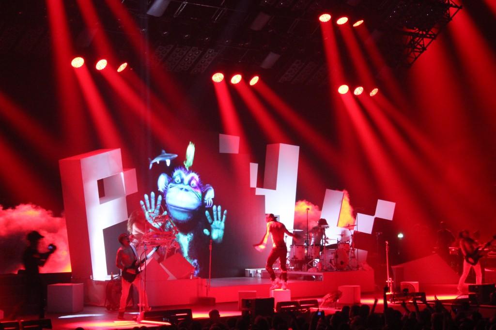 [Live Report] Shaka Ponk à Bercy Arena (20/11/2014)