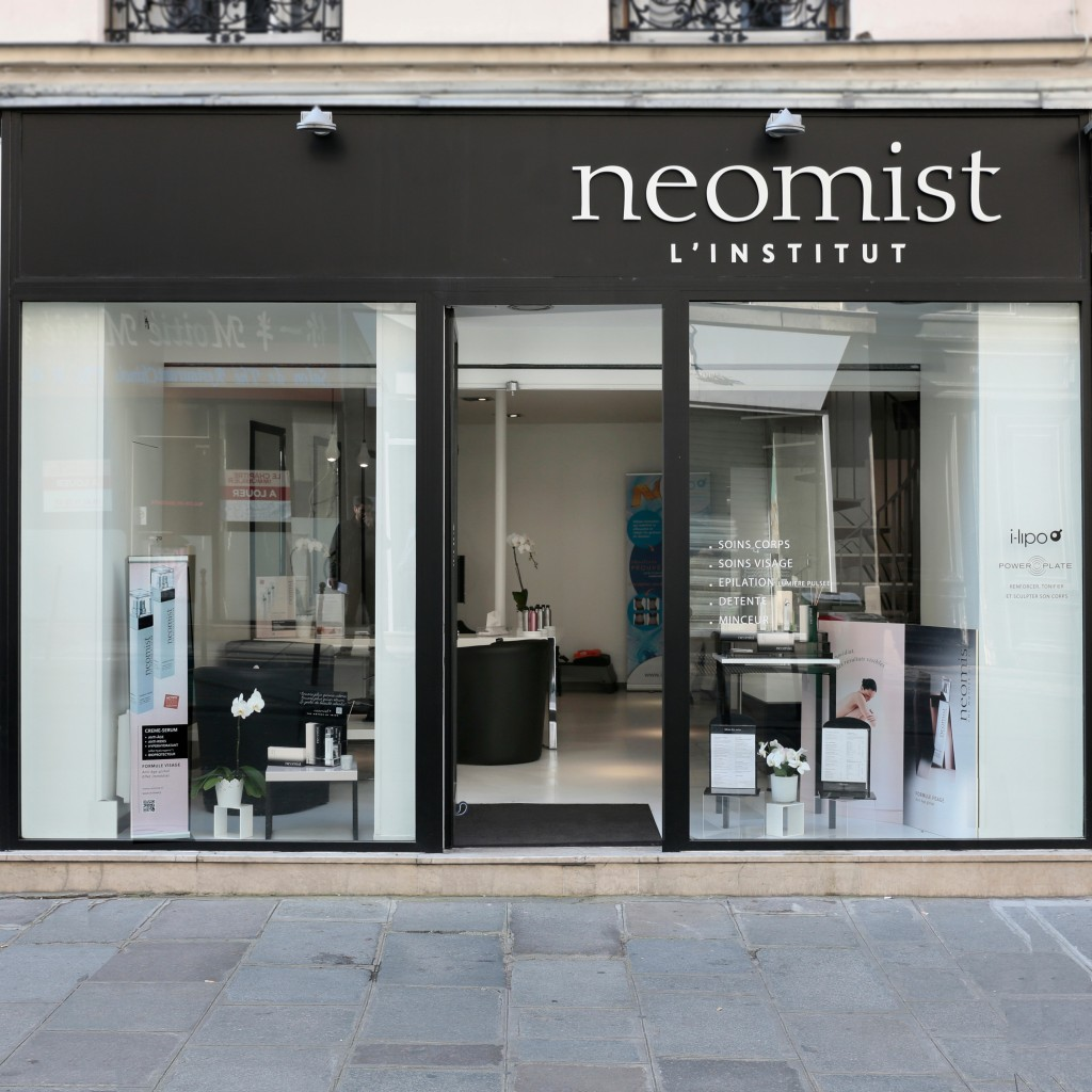 Le nouvel institut Neomist ouvre ses portes dans le quartier montant de la «Jeune rue»