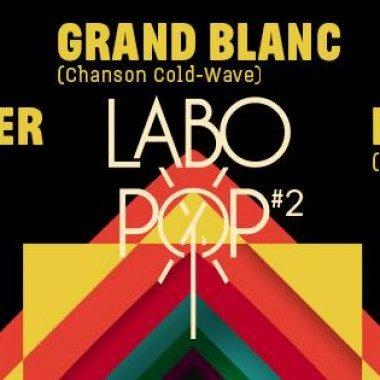 [Live report] Flavien Berger et Grand Blanc au Petit Bain