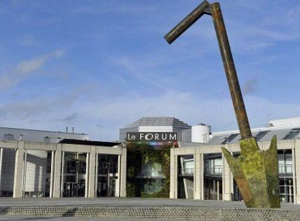 Le Forum du Blanc-Mesnil : un théâtre va disparaître, et laisser un vide dans une ville