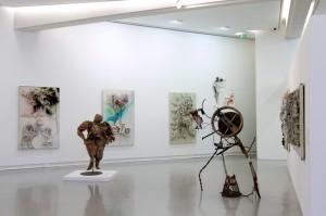Salle Niki de Saint Phalle et Jean Tinguely