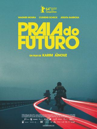 Gagnez 5×2 places pour le film « Praia Do Futuro » de Karim Aïnouz