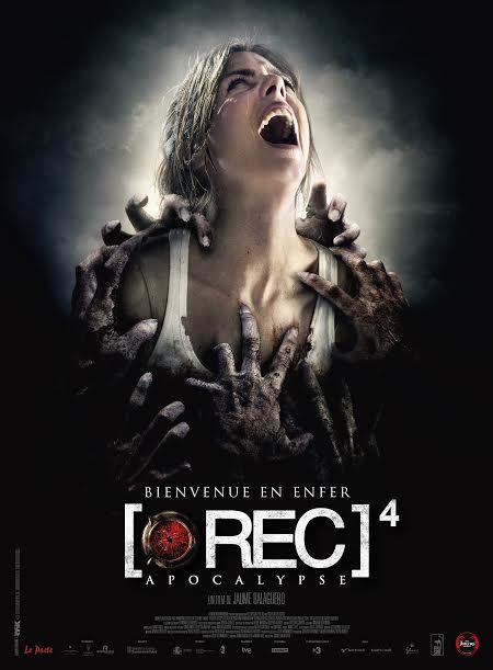 Gagnez 5×2 places pour le film [REC] 4 – Apocalypse de Jaume Balagueró