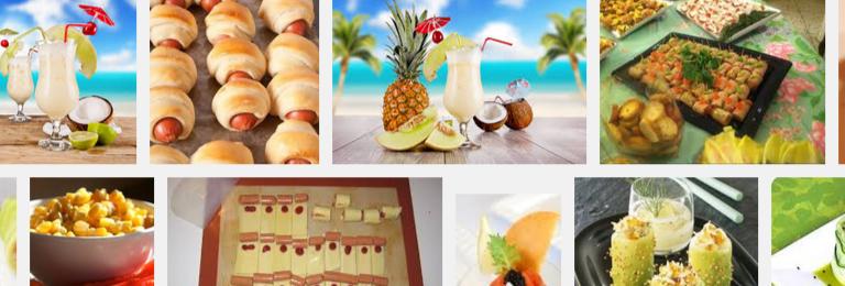 [La recette de Claude] Rouleaux de cocktail