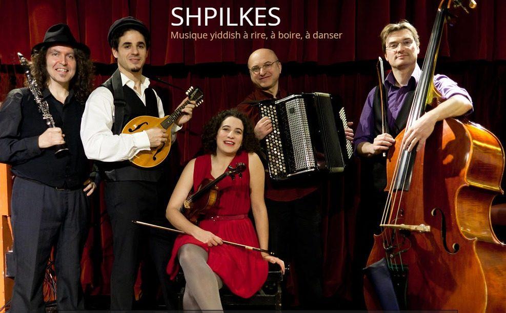 [Live report] Shpilkes au Festival Jazz'N Klezmer