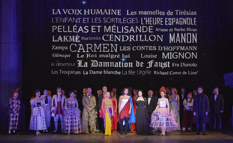 [Live Report] Gala du Tricentenaire: et si l'Opéra m'était… Comique ?