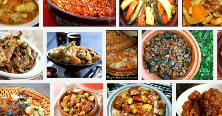 [La recette de Claude] Tajine de confit de potiron et autres légumes