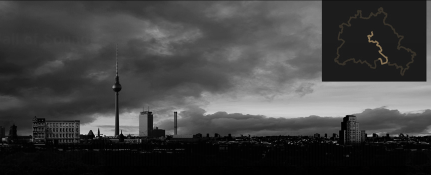 Le son du mur de Berlin