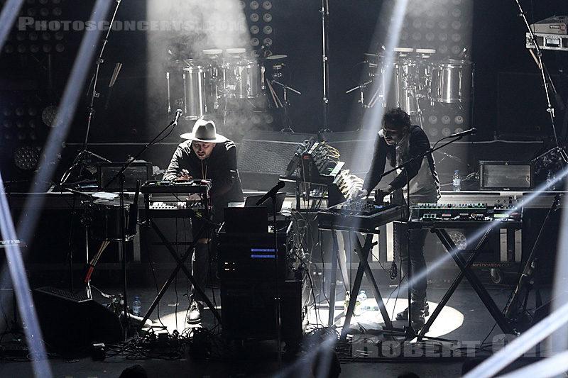 [Live report] Glass Animals, Chet Faker et The Shoes au Festival des Inrocks
